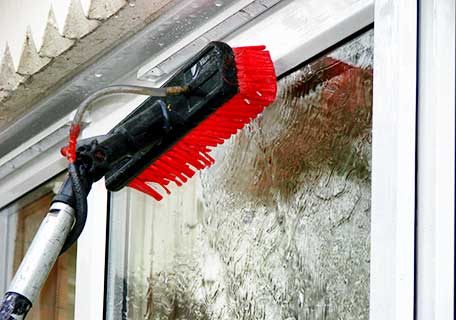 Window Cleaning in Wirral