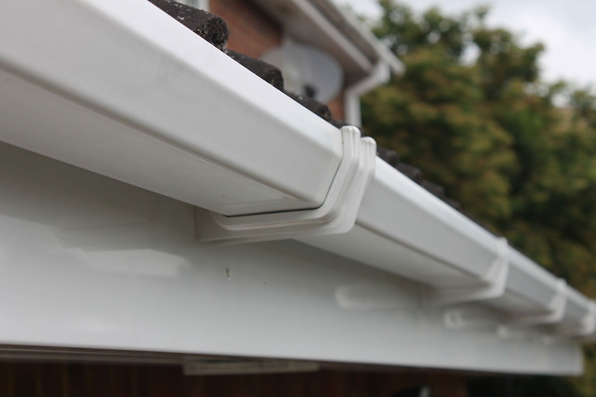 Fascia Cleaning in Wirral